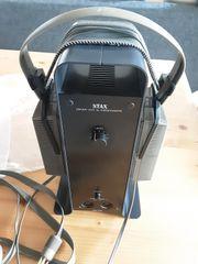 Stax SR303 SRM310 Kopfhörer und