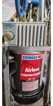Endress Airless Farbspritzgerät