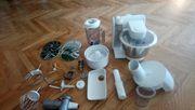 Bosch MUM48140DE Küchenmaschine Weiß