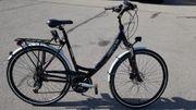 Damen Trekking Bike Hercules
