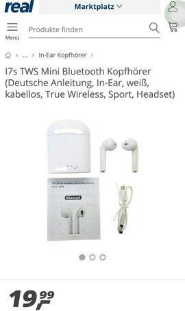 Sonstiges Zubehör - Bluetooth Kopfhörer In Ear Wireless