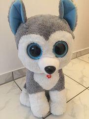 Slush Husky Beanie Boos 48