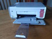 HP Photosmart C 3180 - Drucker