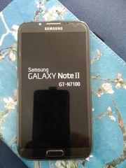 Samsung Galaxy Note II - GT-N7100
