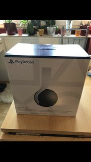 3D Pulse Headset Ps5 Neu