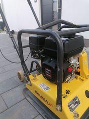 Baumax Rüttelplatte VT16 44 102
