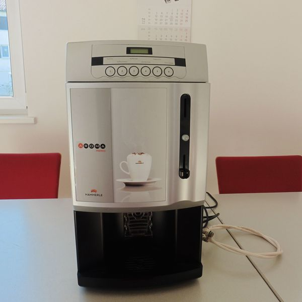 Kaffeeautomat Bambino 3M mit elektronischem