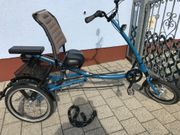 Pfau-Tec Scooter Trike FM für