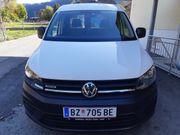 VW Caddy Kasten TDI 4MOTION