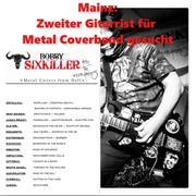 2 Gitarrist für Metal Coverband