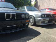 SUCHE BMW E30 325i Cabrio