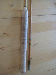 Bjarne Fries gespliesste Fliegenrute Model