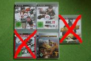 Top Spiele für PS 3