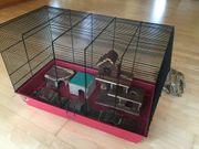 Käfig für Kleintiere zu verschenken