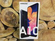 SAMSUNG A 10 Smartphone NEU