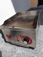 Beeketal Gastro Grill Bratplatte Grillplatte
