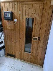 Sauna von Saunawelt für 3