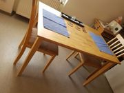 Küchentisch mit 4 Stühlen