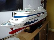 Modellbauschiff AIDA CARA