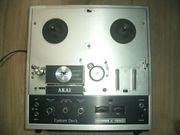 AKAI X165-D Tonbandmaschine