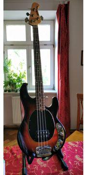 MUSICMAN USA Stingray Bass