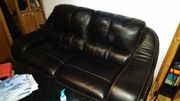 Couch Sofa Leder