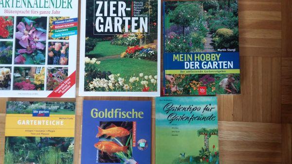 Gartenbuch Pflanzenbuch Gartenbücher Pflanzenbücher