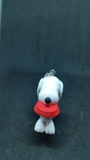 Snoopy mit Fressnapf