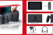 Nintendo switch wie neu mit