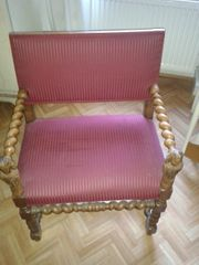 Stuhl - Einzelstück - Gründerzeit