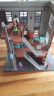 Playmobil Ghostbuster Haus 9219