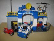 Lego Duplo große Polizeistation 5681