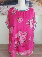 Neuwertiges Pink Tredy Zukauf Shirt