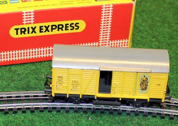 Originalverpackter 3461 TRIX EXPRESS Bananen
