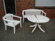 Herlag Gartenbank gr Tisch und
