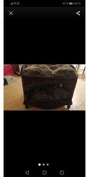Katzenbett Hundebett neu