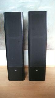 coole Lautsprecher MB Quart 3-Weg-System -
