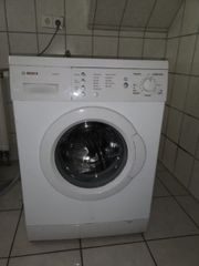 BOSCH Waschmaschine Defekt für Bastler