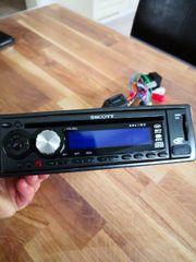 Autoradio SCOTT SRX180