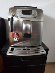 Verkaufe Kaffeevollautomat Saeco Intelia