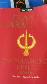 Diana Gabaldon das Flammende Kreuz
