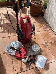EINHELL Hochdruck-Terrassen-Reiniger