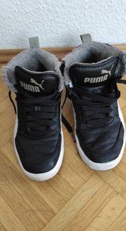 Puma Kinder-Schuhe Winter gefüttert GR