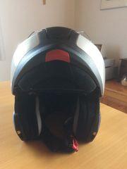 Neuer Motorrad Helm BMW