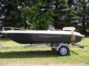 Motoboot Barracuda 434