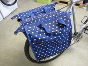 Fahrradtasche -Doppeltasche-Im sehr gutem Zustand