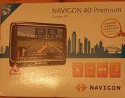 Navigon 40 Premium Navigation