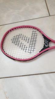 Tennisschläger KIDCAT von Erbacher mit