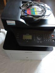 Samsung CLX-6260FD Kopierer Scanner Fax