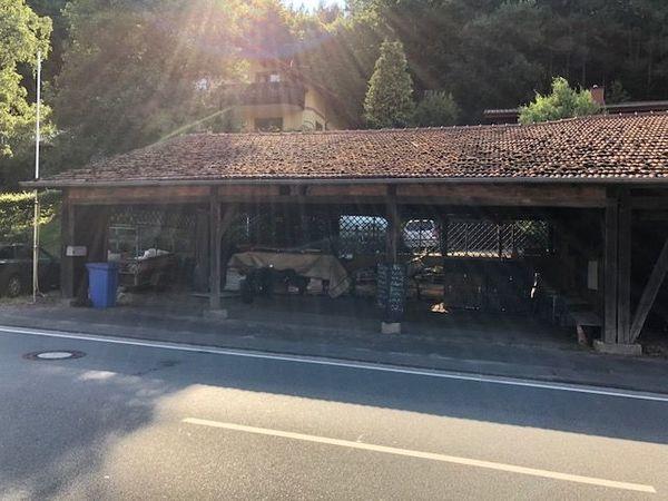 Vermietung Abstellplatz Garage Scheune Carport